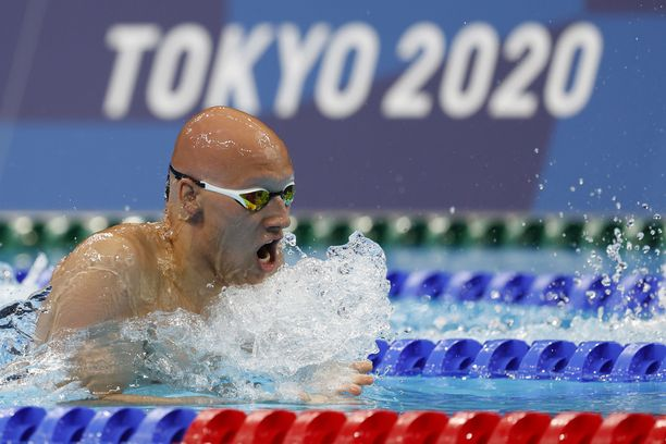 Matti Mattsson paranteli SE-aikaa useaan otteeseen Tokiossa.