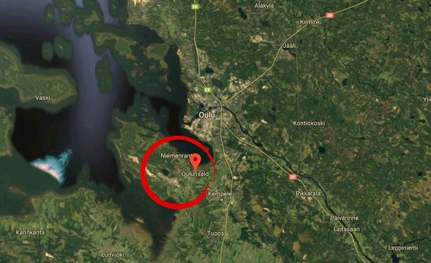 Poliisi etsii epäiltyä pahoinpitelijää nykyisin Ouluun kuuluvassa Oulunsalossa.