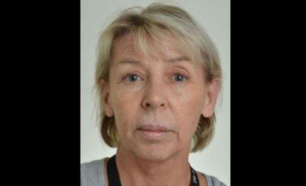 Leena Pekkarinen katosi Riihimäellä marraskuun alussa.