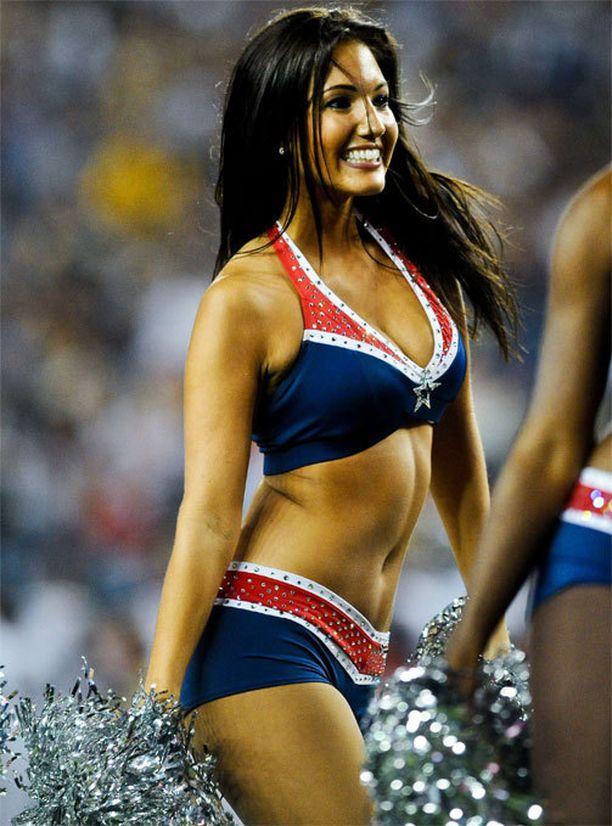 Patriotsin värit ovat seuran nimen mukaisesti USA-henkiset.
