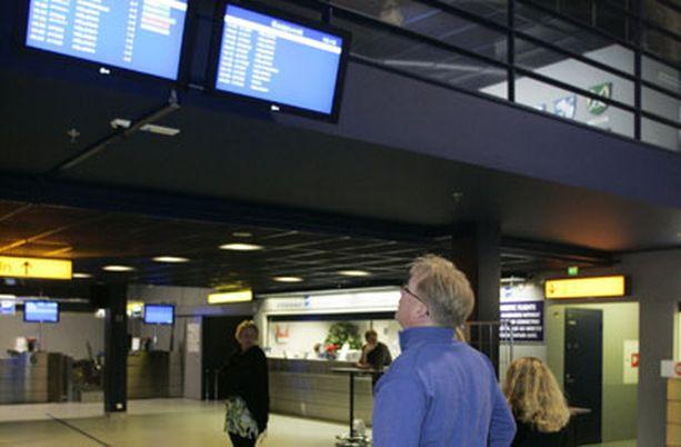 Oulun lentoaseman laajennustöihin on budjetoitu 21 miljoonaa euroa.