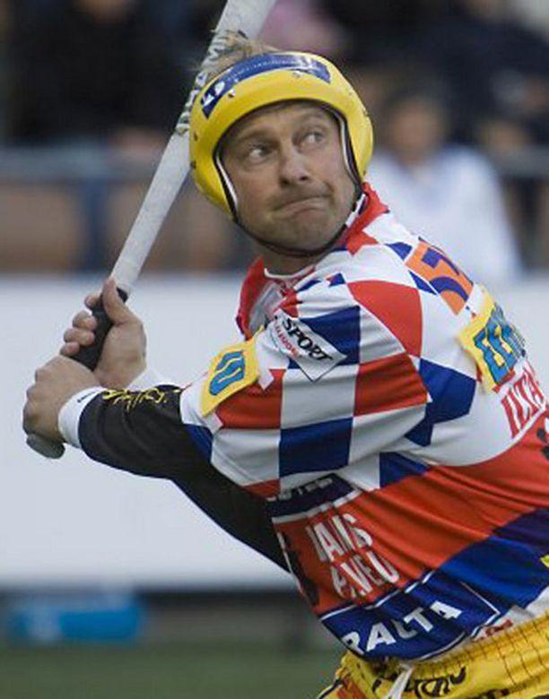 Simo Eerikäinen oli miesten Superpesiksen paras heinäkuussa.