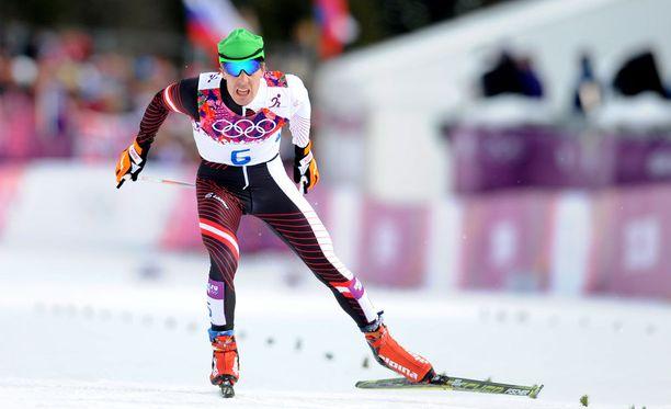 Johannes Dürr kilpaili Sotshin olympialaisissa.