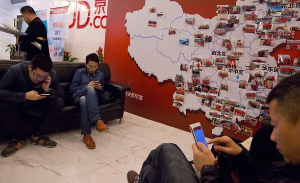Kiina on kiristänyt nettisensuuriaan mielenosoituksen vuosipäivän vuoksi.