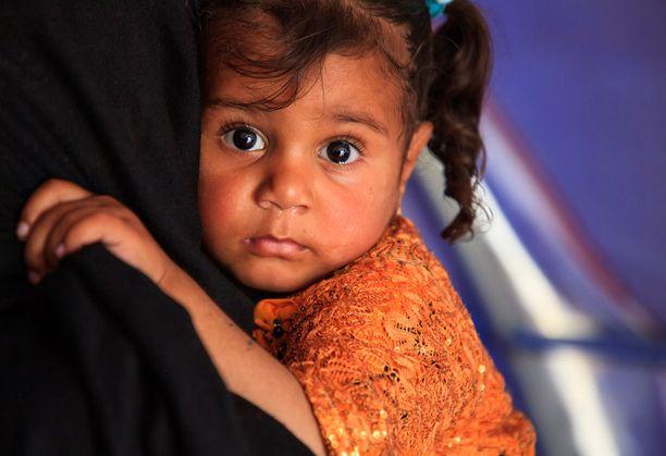 Mosulin lapset ovat nähneet liikaa.