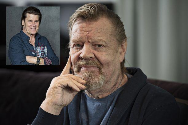 Loiri pahoinpiteli Frederikin Hotelli Hesperian yläkerrassa 70-luvulla, kertoo Tervon kirjoittama elämäkerta.