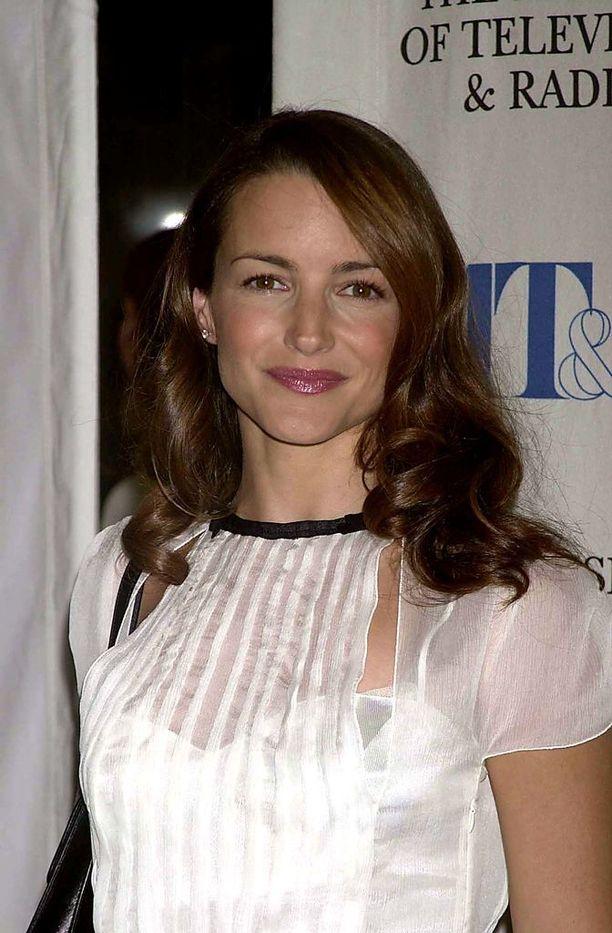 Kristin Davis pääsi mukaan Sinkkuelämää -sarjaan, muttei siihen rooliin, johon koe-esiintyi.