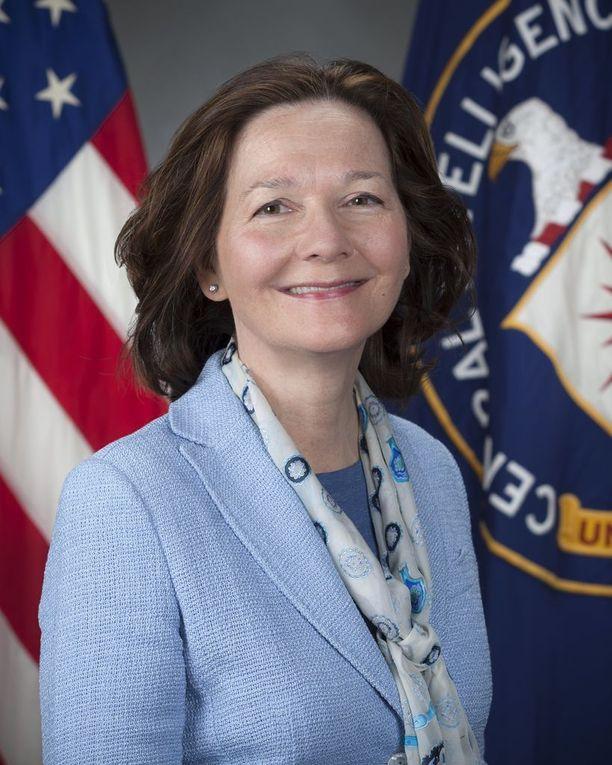 Ainoa kuvatoimistoilta saatavilla oleva kuva Gina Haspelista on peräisin CIA:lta itseltään ja se on otettu maaliskuussa 2017.