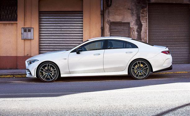 Mercedes-Benz käyttää uusimman sukupolven dieselmoottoreita muun muassa uudessa CLS:ssä.
