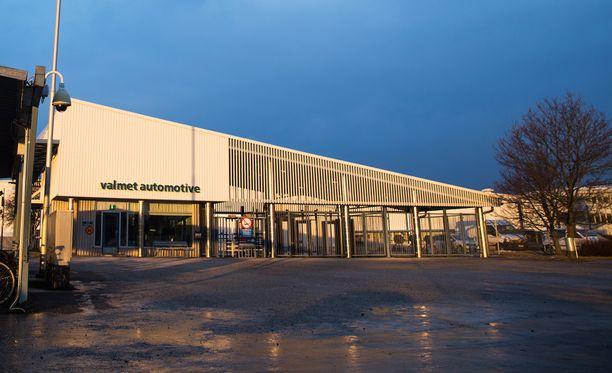 Uudenkaupungin autotehtaalle on tullut runsaasti hakemuksia.