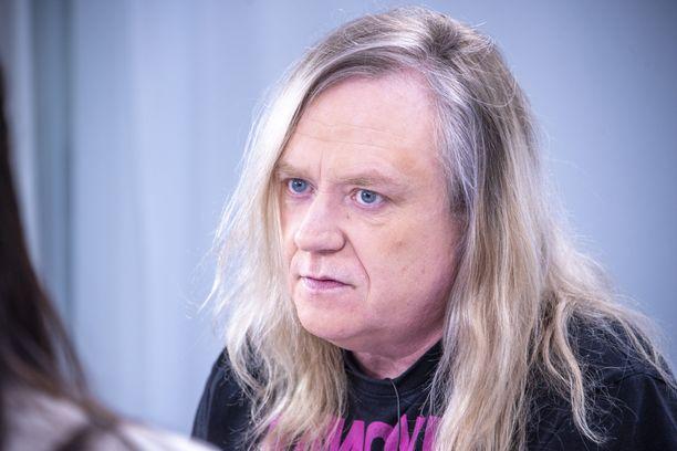 Jussi Hakulinen sai tahtonsa läpi.