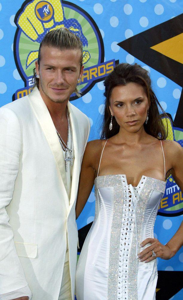 MTV Movie Awardseissa vuonna 2003.
