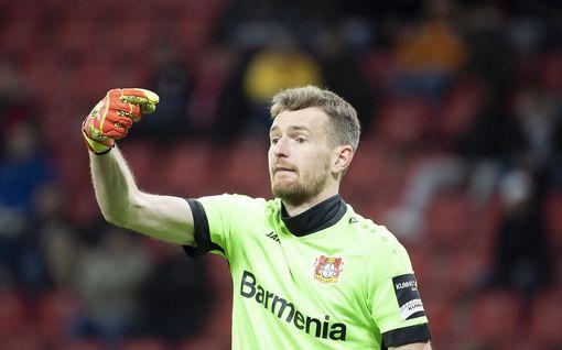 Suurseura erikoistarjouksessa – tällä kertaa edes Lukas Hradecký ei pelasta Leverkusenia