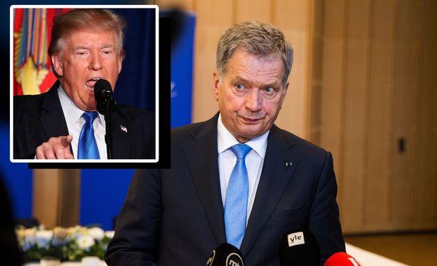 Presidentti Sauli Niinistö on toimillaan ja Suomen osaamisella onnistunut kasvattamaan pienen maan äänen kokoaan suuremmaksi. Tämän Niinistö totesi myös itse viime lauantaina, kun hän sanoi Ylen mukaan, että Trumpin tapaamisen taustalla vaikuttaa Suomen osaamisen noteeraaminen.