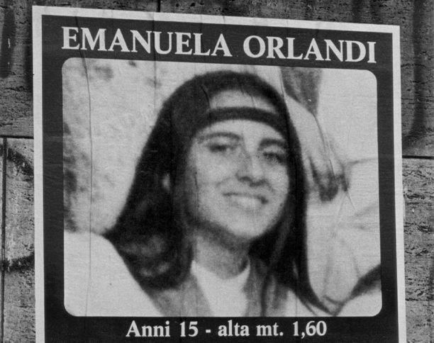 Emanuela Orlandin kohtalo kiinnostaa yhä italialaisia.