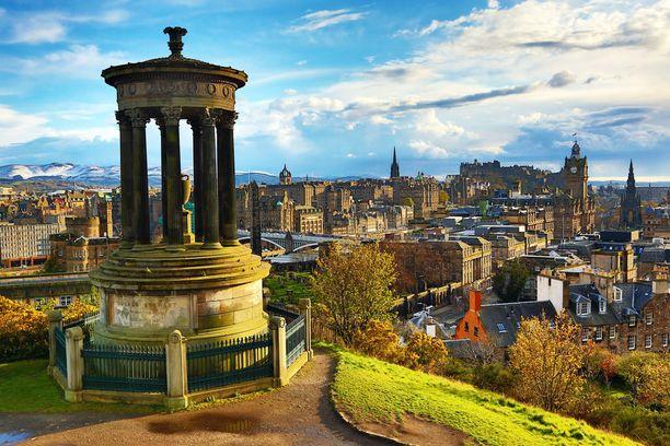 Edinburgh on Skotlannin suurin kaupunki.
