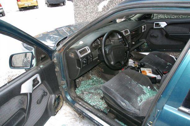 Vyyhtiä tutkinut poliisi totesi Iltalehdelle, ettei se muista vastaavassa ajassa tehtyä rikossarjaa (kuvituskuva).