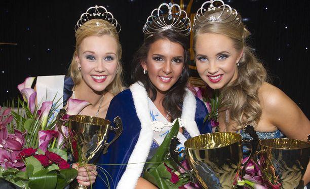 Tänä vuonna Miss Suomi -finaali nähtiin vielä MTV3:lla.