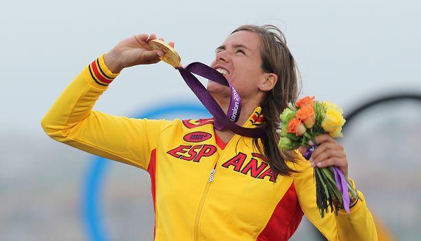 Kenet suomalaisen Marina Alabau jätti hopealle?