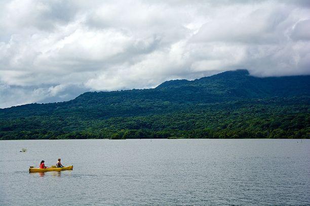 Nicaraguassa voi viettää niin rantalomaa kuin tutustua sademetsiin.