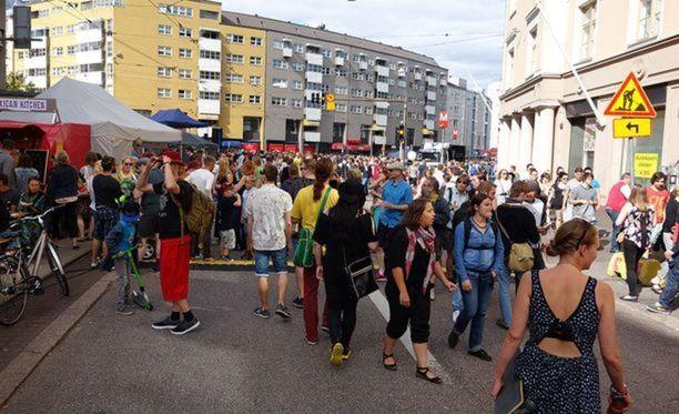 Helsingissä järjestetään tulevana viikonloppuna useita tapahtumia.