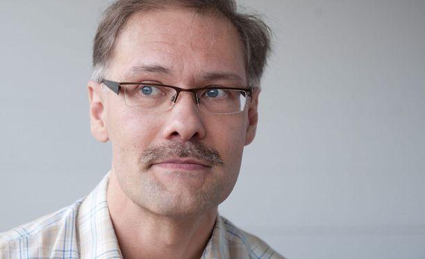 Koiviston jälkeen liikkeen johtohahmoksi on noussut Timo Aro-Heinilä.