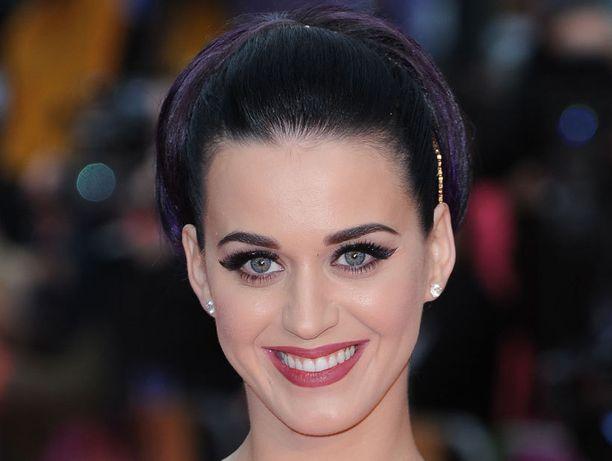 Katy Perry heinäkuussa 2012.