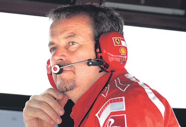 Nigel Stepneyn tekojen taustalla voi olla viha Ferrari-johtoa kohtaan.