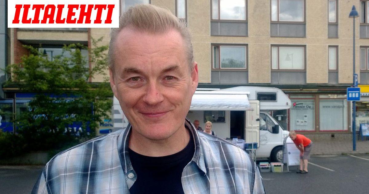 Arto Nyberg Vieraat