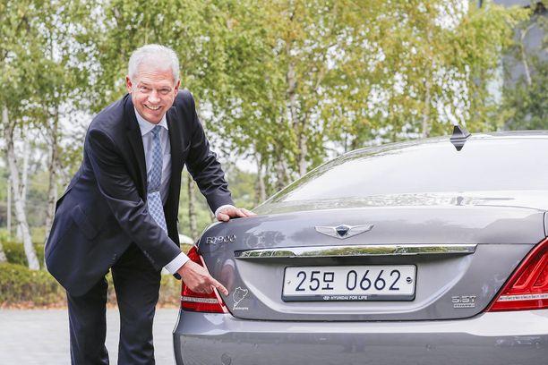 Albert Biermann oli BMW M-malliston pääinsinööri. Nyt M vaihtui Hyundai N:ään.