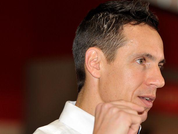 Kenen urheilutähden rinnalla Julien Ingrassia on tullut tunnetuksi?