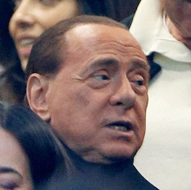 Silvio Berlusconi yllättää aina.