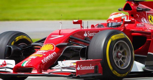 Kimi Räikkönen on voittanut Kanadan GP:n kerran, vuonna 2005.