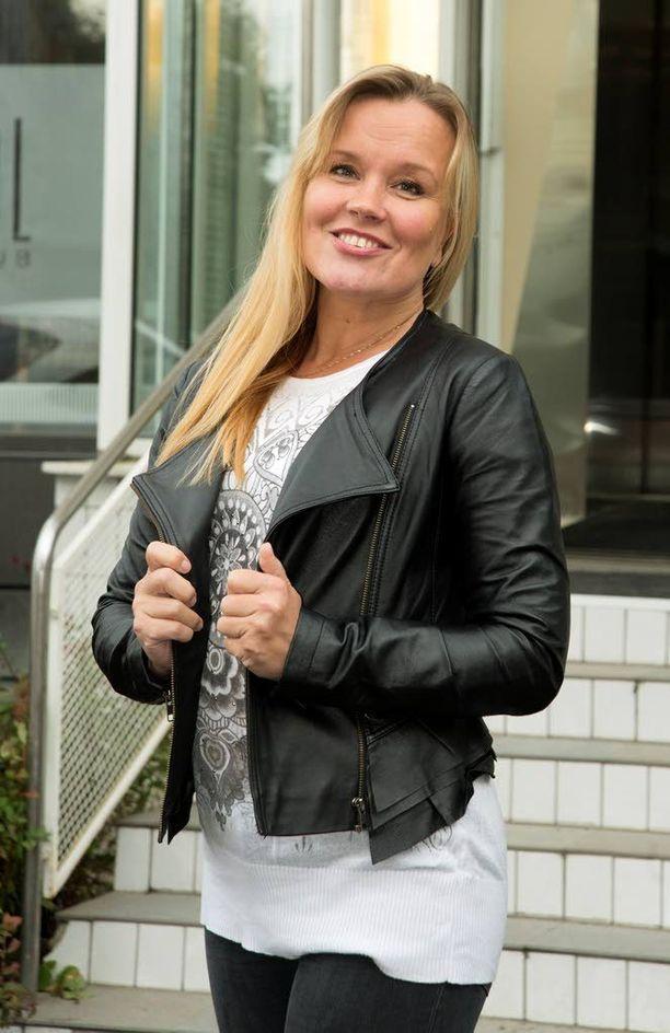 Anna-Liisa Tilus, 51, on upea mummo - katso kuva!