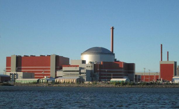 Olkiluodon ydinvoimalaitos