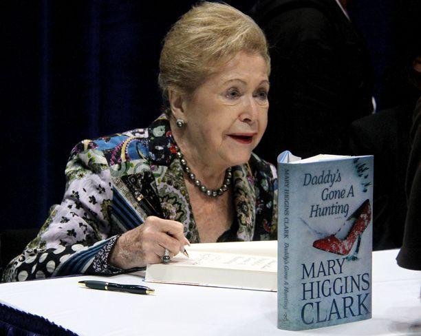 Mary Higgins Clark kirjoitti yli viisikymmentä kirjaa.