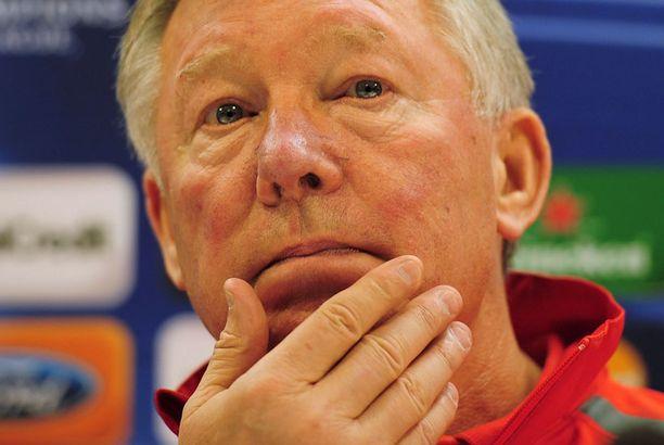 Sir Alex Ferguson sanoi Turkissa suorat sanat MM-kisoista.