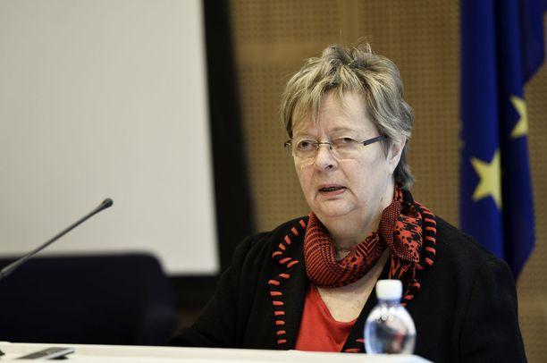 Liisa Jaakonsaari (sd)