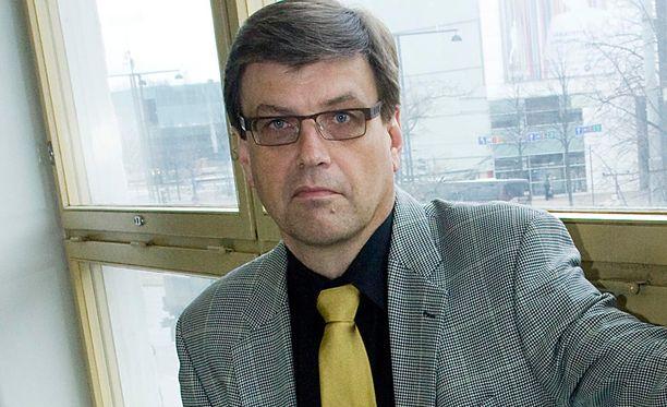 Matti Nissinen aloitti valtakunnansyyttäjänä vuonna 2010.