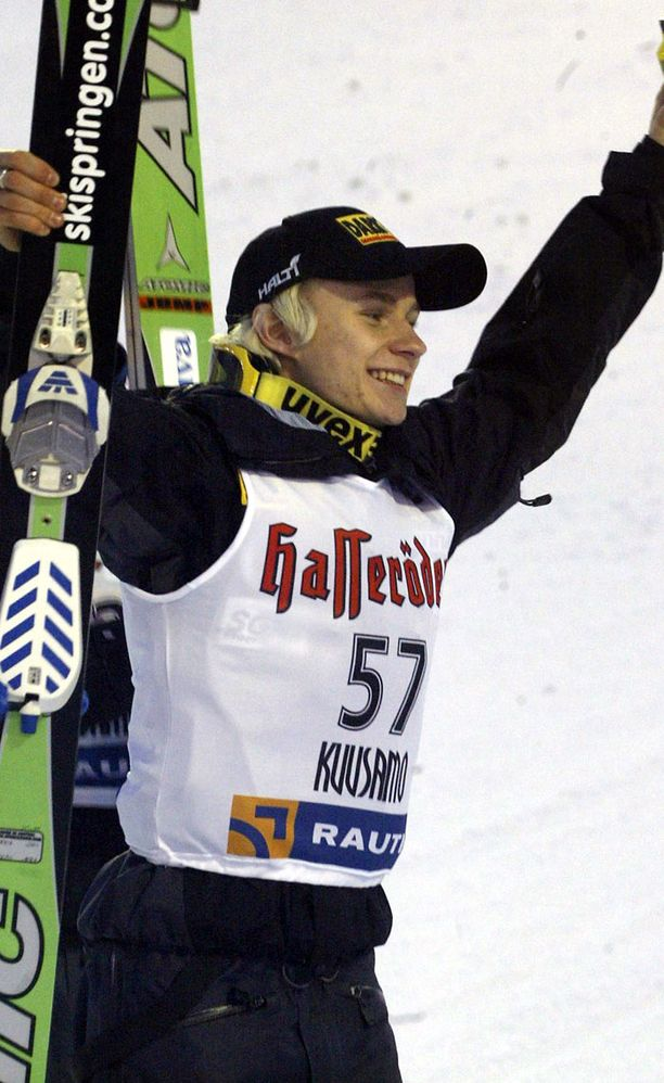 Akseli Kokkonen on asunut Lillehammerissa kesästä lähtien.