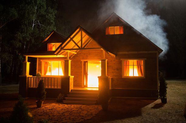 Haja-asutusalueella apu ei välttämättä ehdi nopeasti paikalle, kun tulipalo syttyy. Varmista, että palovaroittimet toimivat.