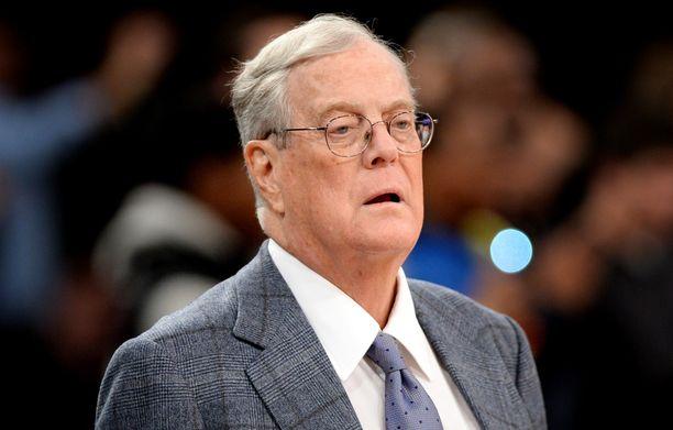 David Koch oli kuollessaan 79-vuotias.