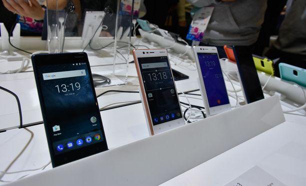 Nokia 3 -älypuhelimen hinta on vain 139 euroa.