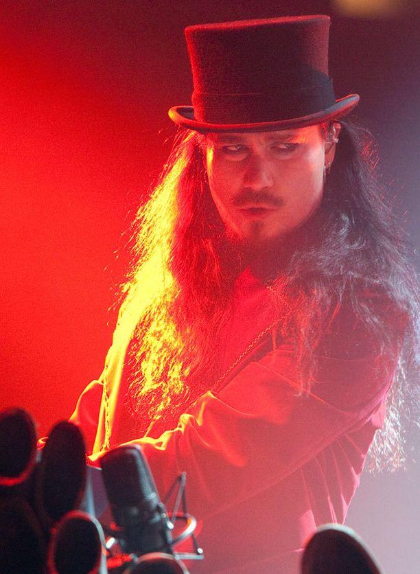 Nightwish on sunnuntaina Tuskan pääesiintyjä.