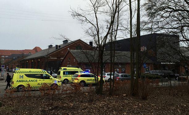 Ammuskelu tapahtui lauantaina iltapäivällä Tanskan pääkaupungissa Kööpenhaminassa.