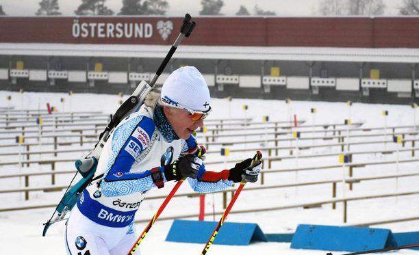 Kaisa Mäkäräinen keskittyy urheiluun Linnan juhlien sijaan.