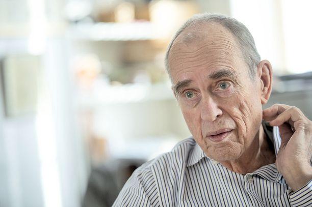 Jörn Donner oli kuollessaan 86-vuotias.