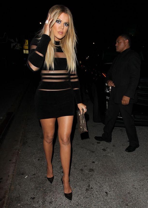 Khloe Kardashian ei halua olla yhteyksissä ex-mieheensä.