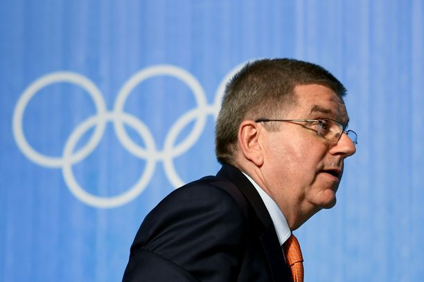 KOK:n puheenjohtaja Thomas Bach saattaa joutua muuttamaan kantaansa Tokion olympialaisten järjestämisestä.