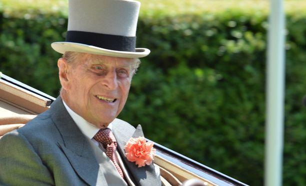 Prinssi Philip on 96-vuotias. Hän jättää edustustehtävät ensi syksynä ja jää eläkkeelle.